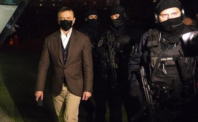 Szabadlábra helyezték a szlovák Penta pénzügyi csoport decemberben letartóztatott társtulajdonosát