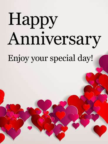 How Are Wedding Anniversaries Called by Year, and What Is Customary to Give to Spouses