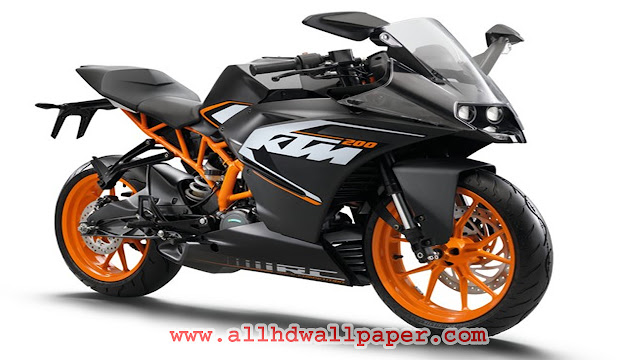 KTM RC 200 2019 Wallpapers