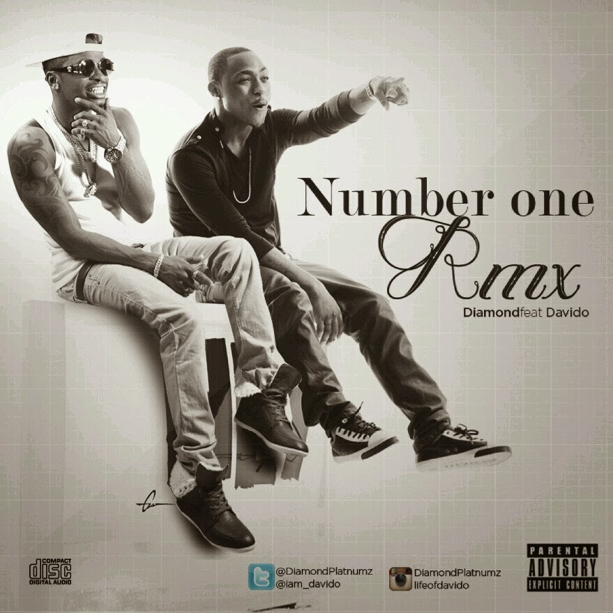 Diamond Platnumz - Number One Remix (feat. Davido)