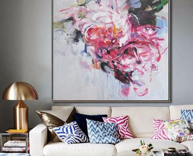 Panduan Lengkap Menata Lukisan Cantik di Rumah  b79c4159e7