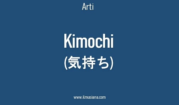 Arti Kimochi dalam Bahasa Indonesia