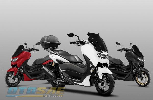 Perbedaan Yamaha Nmax 2020 dengan Versi Lama