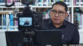 Channel Front TV Lenyap dari YouTube, Fadli Zon Berkomentar Pedas