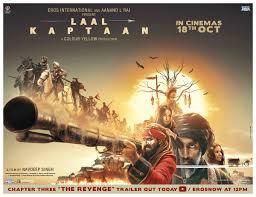 فيلم Laal Kaptaan 2019 مترجم