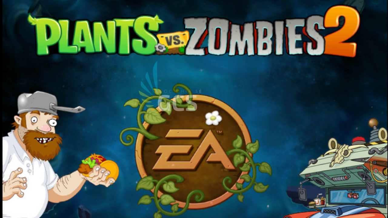 Plants Vs. Zombie 2 For PC - www.infogatevn.com
