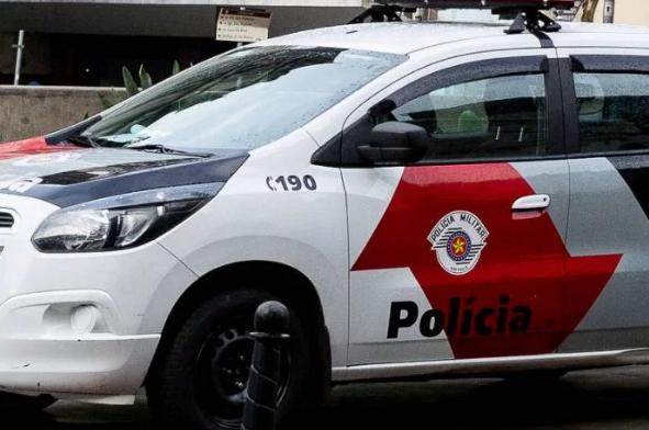 Filho é preso após agredir mãe em  Presidente Venceslau