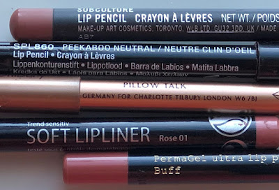 Lip Liner Pencil Nude MLBB