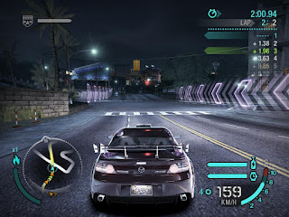 Download Games Need For Speed Carbon For PC Full Version ZGASPC