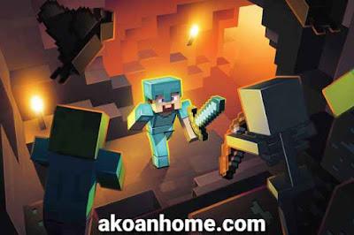 تحميل ماين كرافت للايفون Minecraft بدون جلبريك أحدث اصدار iOS 2021