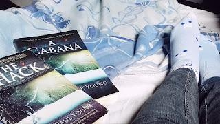 """Livro de Willian P Young que inspirou o filme """"A caban"""" lançado em 2017"""
