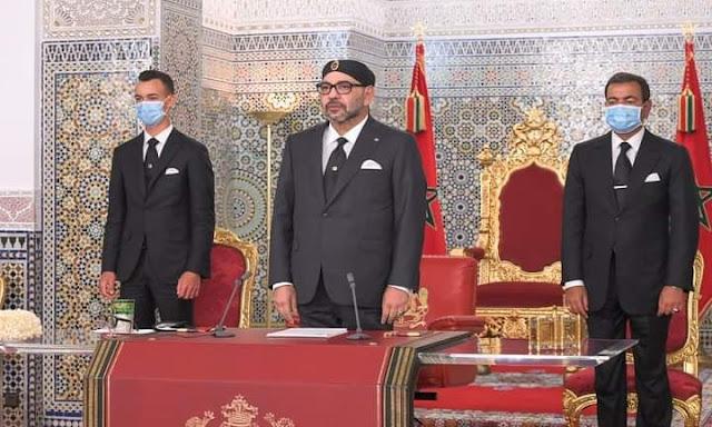 محطات متواصلة لبناء المغرب الجديد في ظل القيادة الرشيدة لجلالة الملك محمد السادس نصره