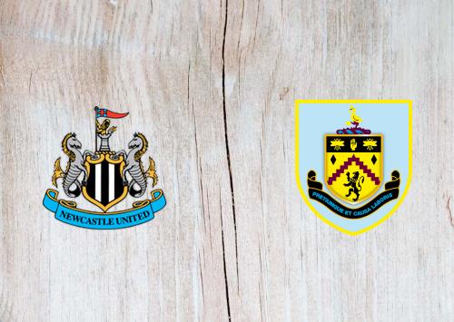 Newcastle United vs Burnley -Highlights 03 October 2020