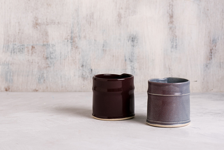 Contemporary handmade pottery by FreeFolding Ceramics on Etsy