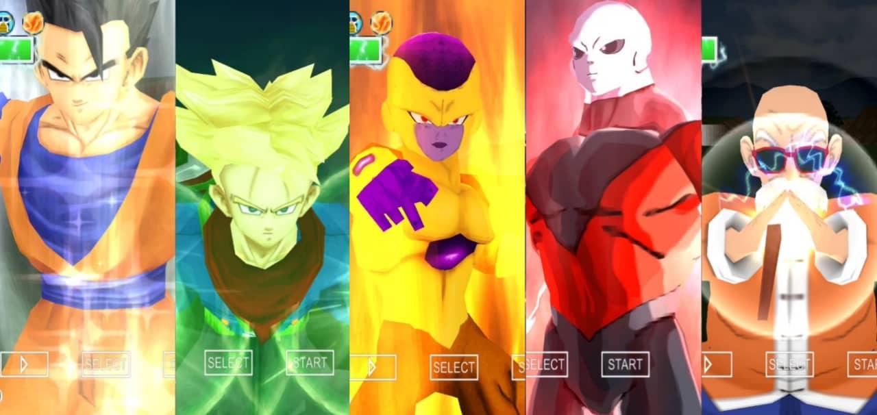 Dragon Ball Super DBZ TTT Mod Download