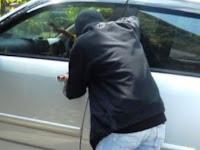 Modus Baru? Ini Cara Pencuri Ambil Mobil yang Ditunggui Pemilik