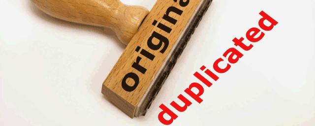 Duplicate Content SEO 2019