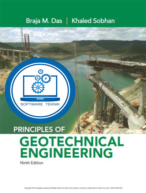Principles of Geotechnical Engineering 8 Edition