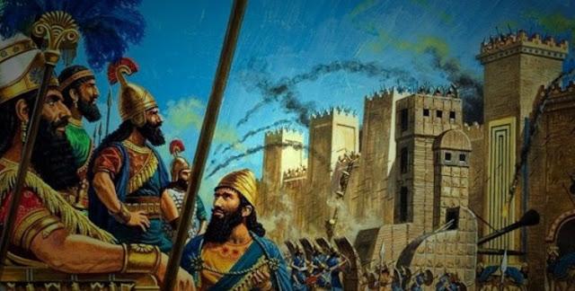 ANTOFAGASTA RELIGIOSA: LA BIBLIA: REYES 1; CAPITULO 20
