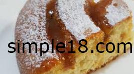 طريقة عمل كعكة المربي
