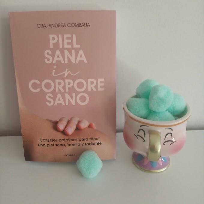 """Libro """"Piel sana in Corpore sano"""" - Dra. Andrea Combalia"""