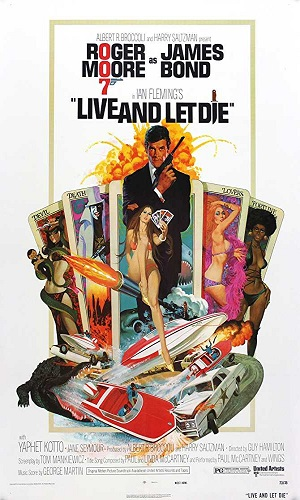 Live and Let Die (1973) Hindi Dual Audio 480p BRRip 350MB