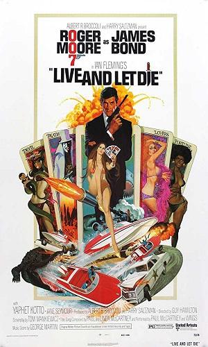 Live and Let Die (1973) Hindi Dual Audio 720p BRRip 1GB