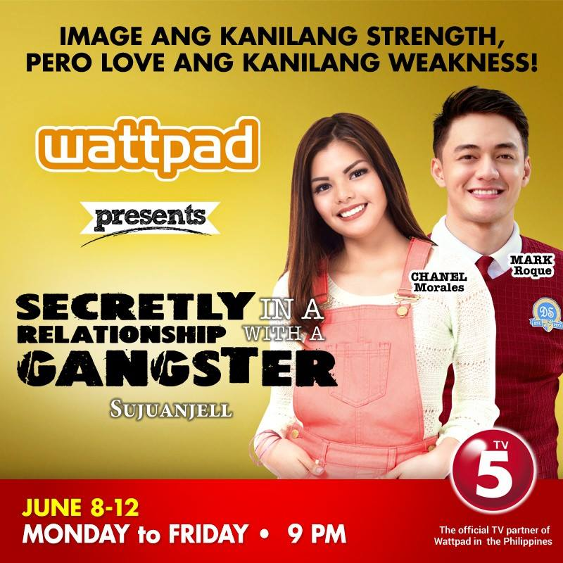 secretly in a relationship with gangster wattpad presents the 4