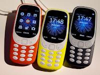 Wow... Keren!! Nokia 3310 Versi 4G Siap Meluncur Tahun Ini