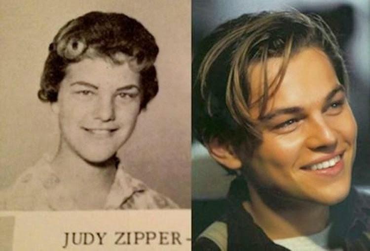 Leonardo DiCaprio dhe Judy Zipper