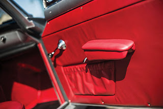 1960 Ferrari 250 GT Coupe Car Door Interior