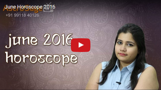 June 2016 horoscope is here to help you plan your month ahead.