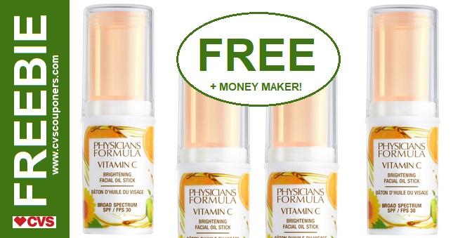 FREE Physicians Formula Facial Oil Stick at CVS