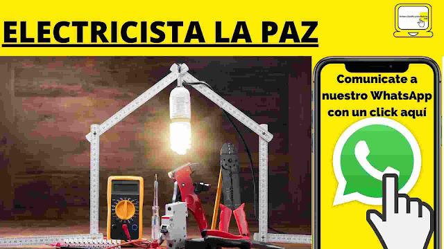 ELECTRICISTA EN LA PAZ