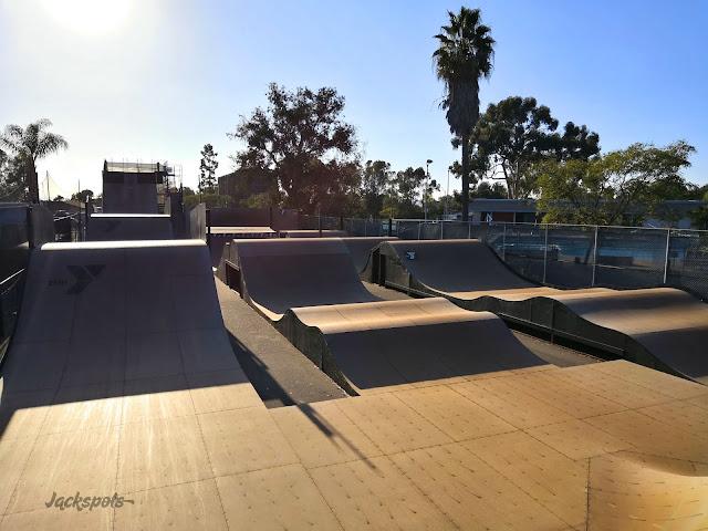 skatepark clairement san diego