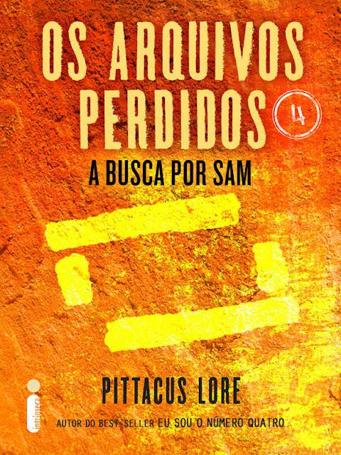 Os Arquivos Perdidos 4 Pittacus Lore