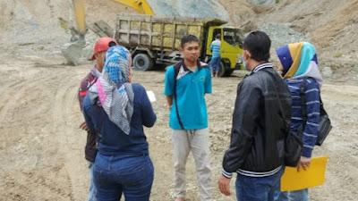 Laporan LSM Reaksi Terkait Galian C Illegal ke Mabes Polri, Harus Diusut Sampai Tuntas