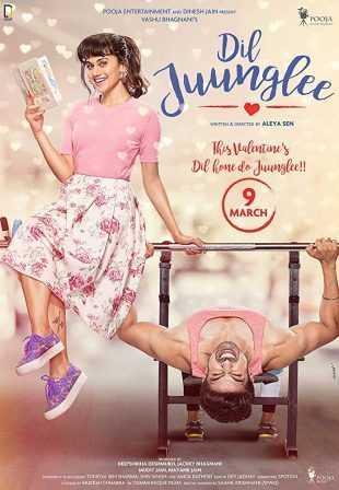 Dil Juunglee 2018 Full Hindi Movie Download HDRip 720p