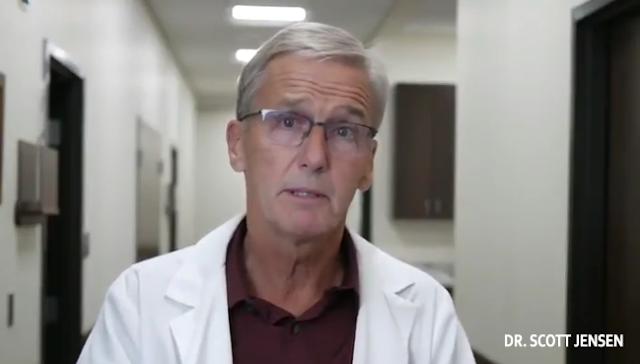 Dr. Scott Jensen - A szívizomgyulladás egy következmény és mi rengeteg gyerek életébe avatkozunk be és tesszük ezzel tönkre! Videó