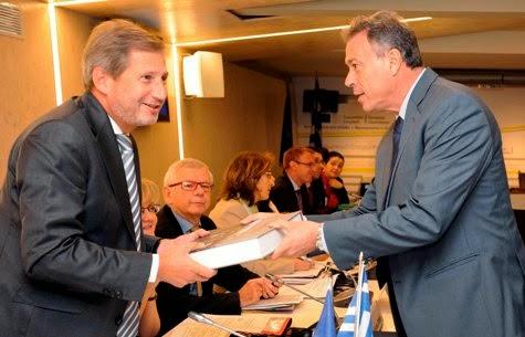 Οριστικοποιήθηκε το νέο ΕΣΠΑ στις 13 Περιφέρειες-