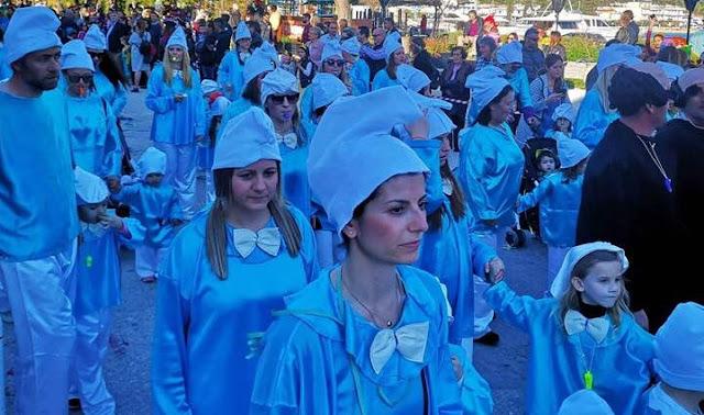 Το Πορτοχελιώτικο Καρναβάλι γιόρτασε τα 30 του χρόνια!!!