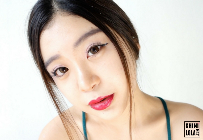JAPANESE MAKEUP WITH SHISEIDO