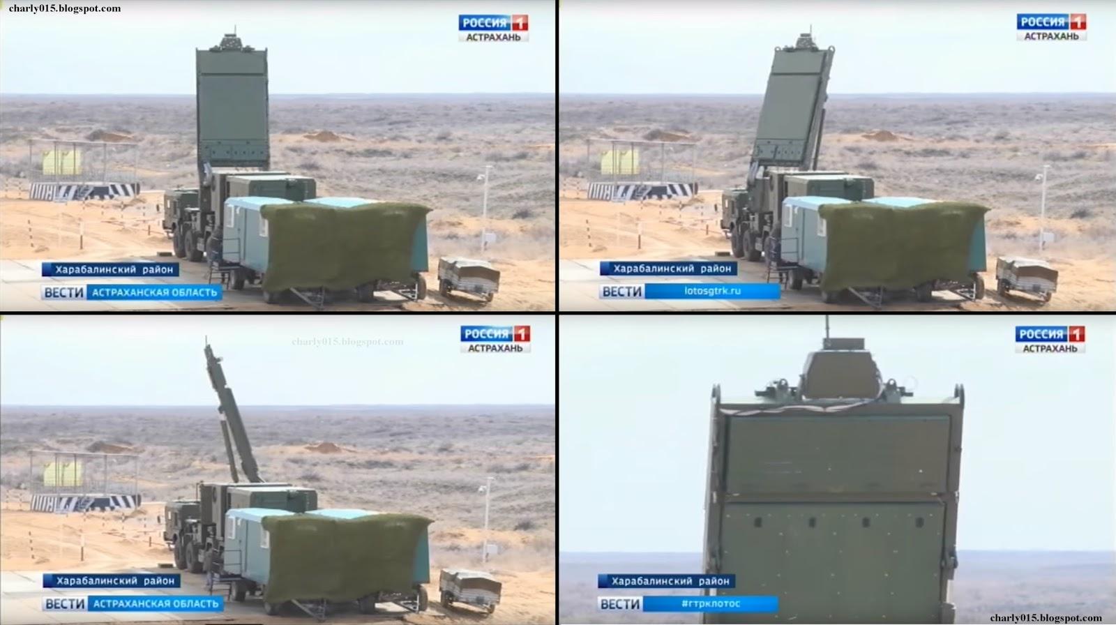 S-500 Radar