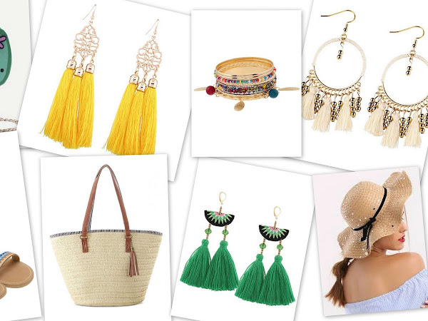 Accessories for summer - wishlist