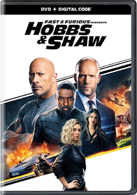 Fast and Furious: Hobbs and Shaw [2019] [DVD R1] [Latino]