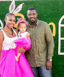 yvonne nelson and john dumelo baby
