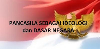 Ideologi Pancasila dan prinsip negara Indonesia - berbagaireviews.com