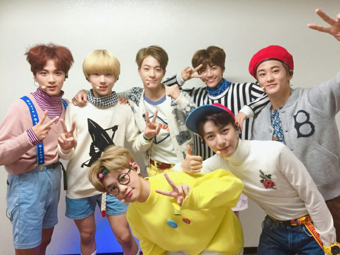 picture - 2016 09 23 [vyrl] nct dream | FromYesterday0214