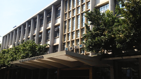 St. Raymund's building - College of commerce