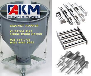 Magnetic Hopper
